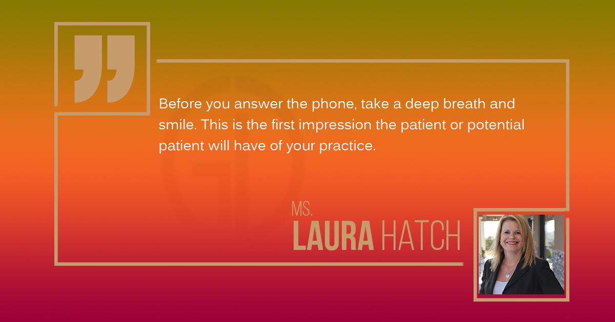 Ms. Laura Hatch - Dental Nugget 1