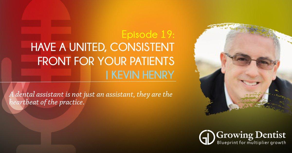 Mr. Kevin Henry - Dental Nugget