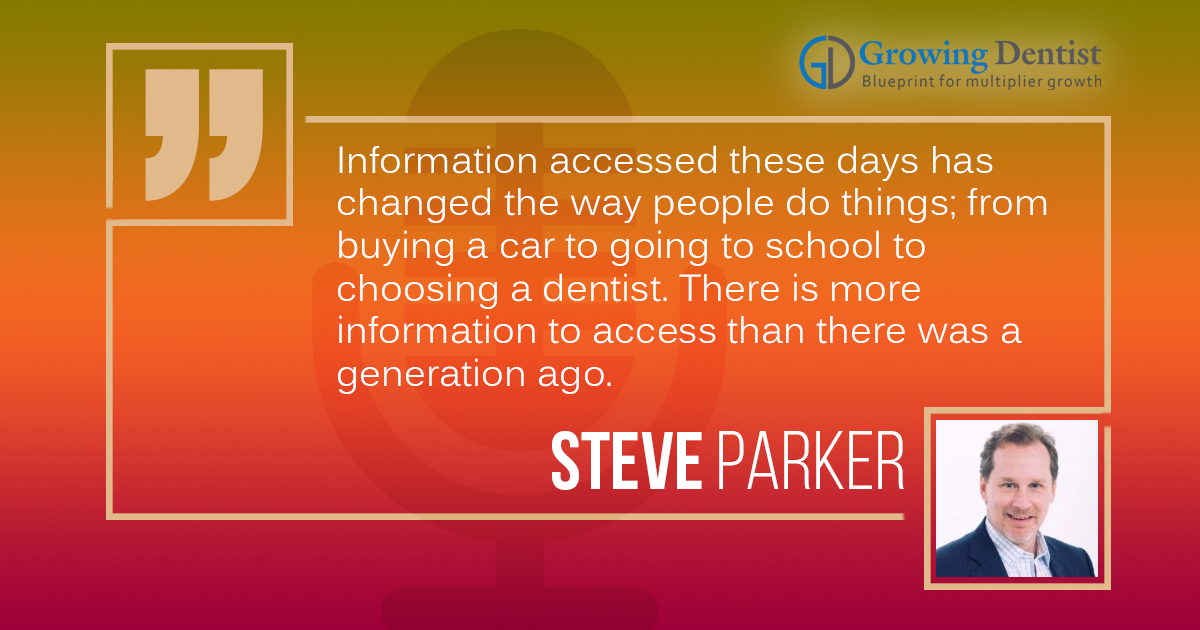The business side of a today's dental practice | Steve Parker