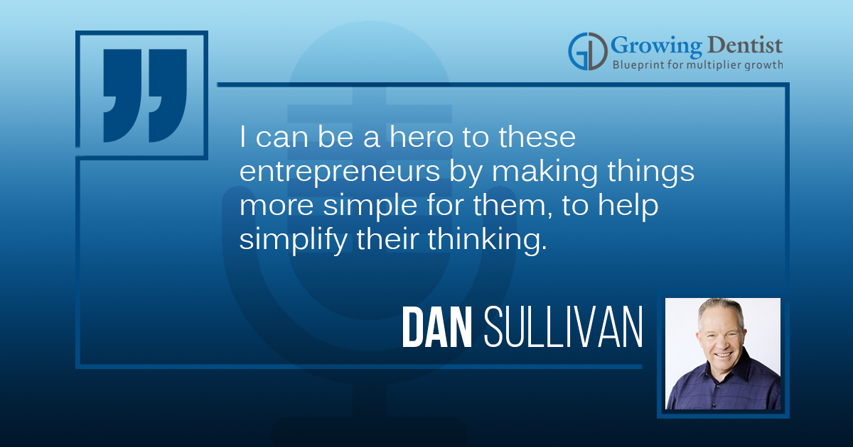 Foundation of an Entrepreneur | Dan Sullivan