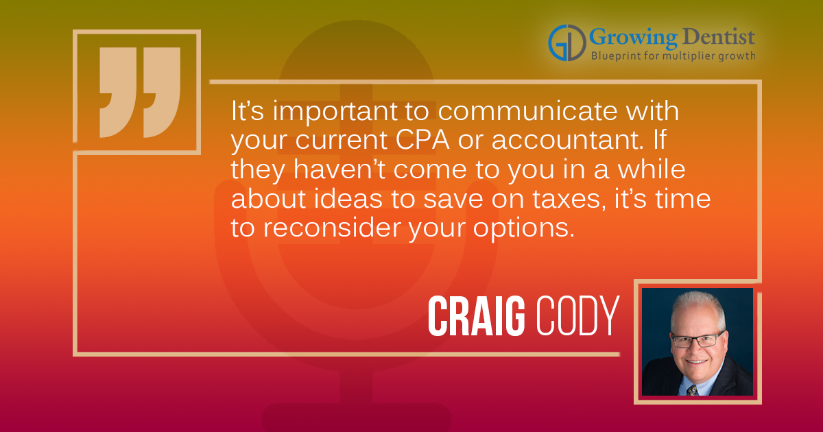Tax Savings for Entrepreneurs | Craig Cody