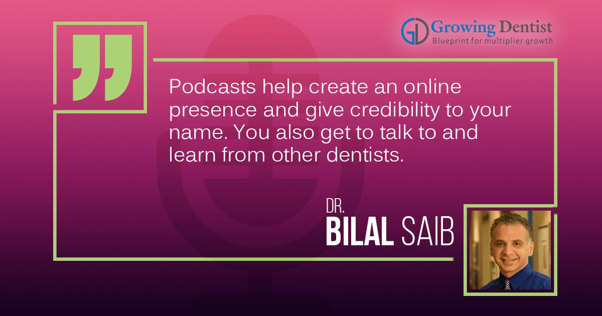 Dr. Bilal Saib - Dental Nugget 2