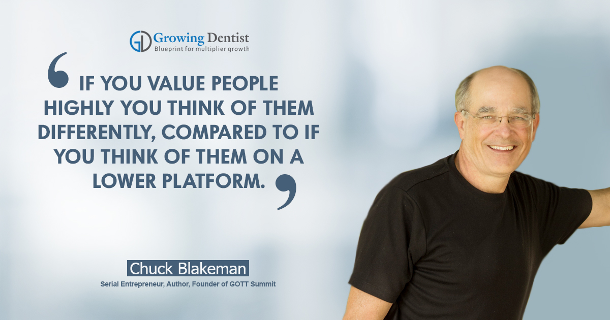 Chuck Blakeman, Dental Nugget 2