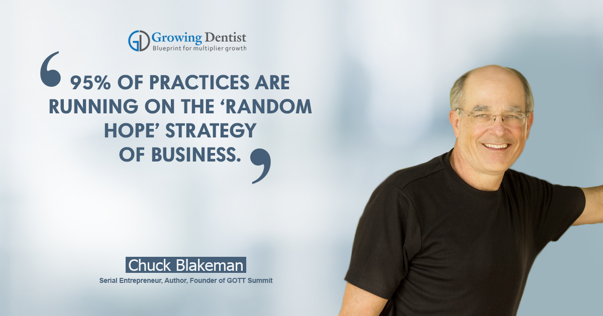 Chuck Blakeman, Dental Nugget 3