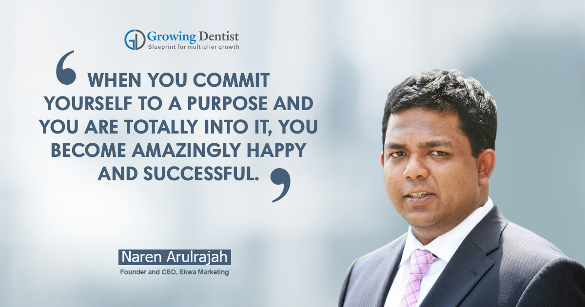 Naren Arulrajah, Dental Nugget 4