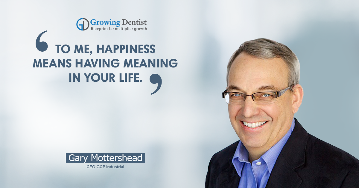 Gary Mottershead, Dental Nugget 1
