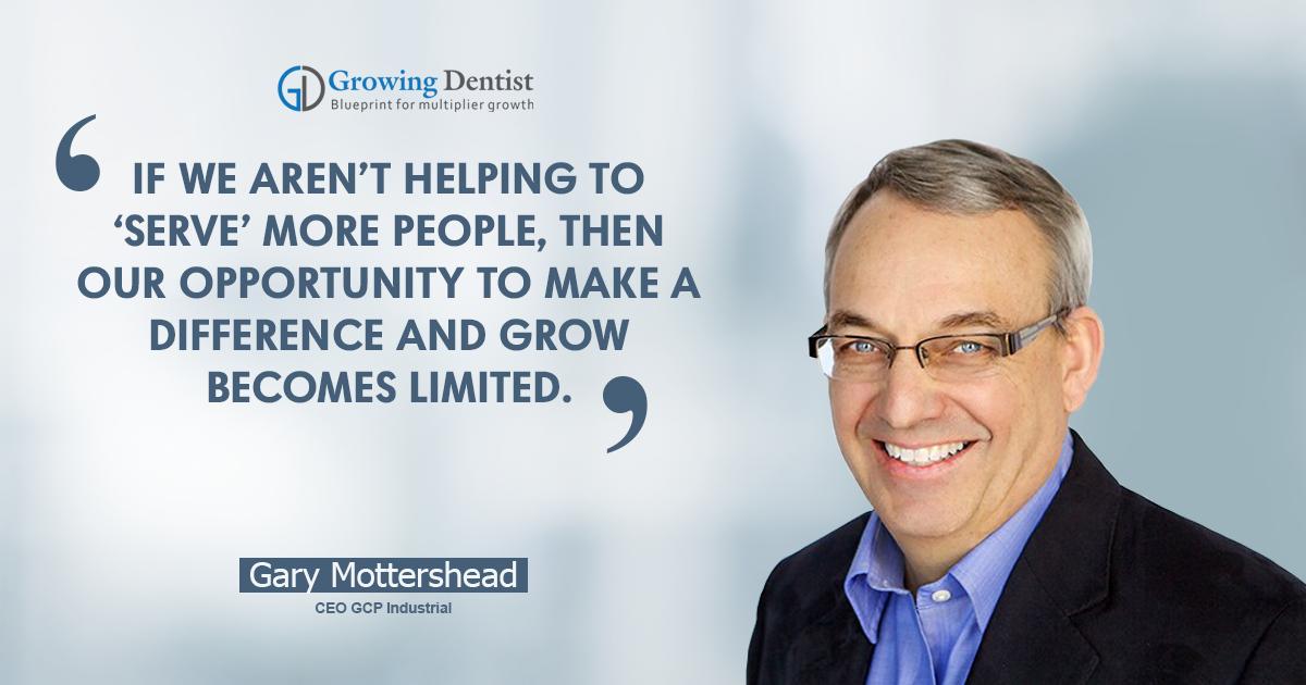 Gary Mottershead, Dental Nugget 3