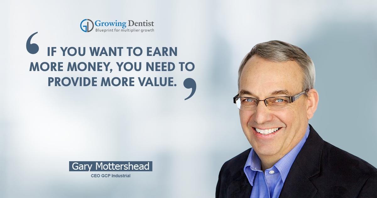Gary Mottershead, Dental Nugget 5