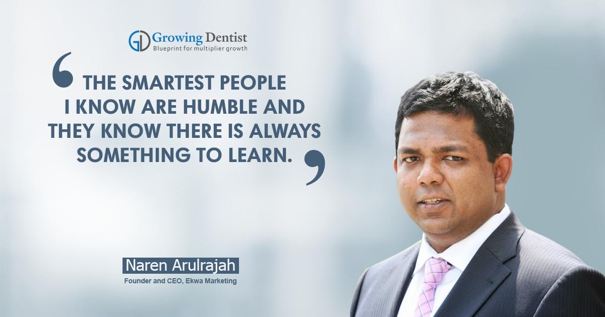 Naren Arulrajah, Dental Nugget 6