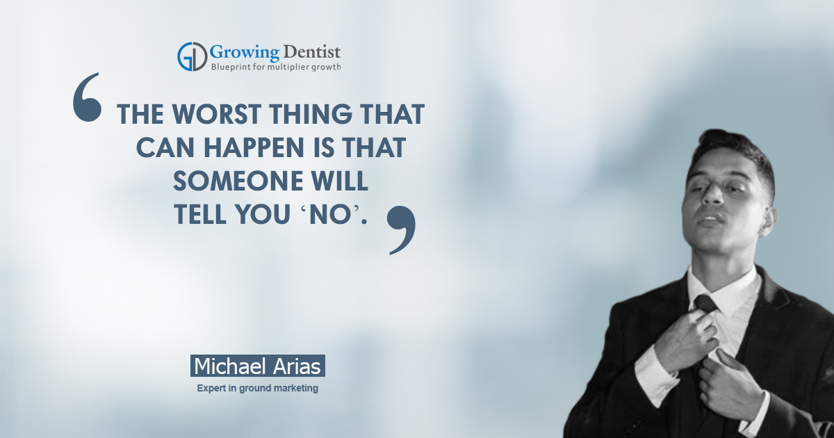 Michael Arias, Dental Nugget 3