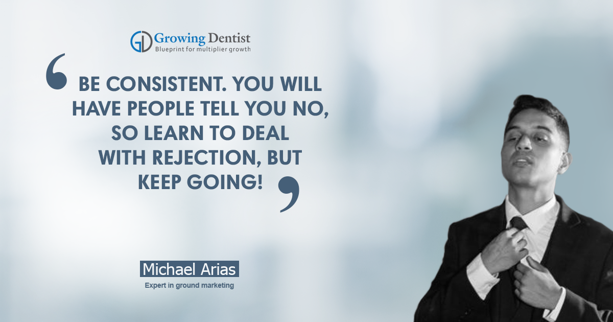 Michael Arias, Dental Nugget 4