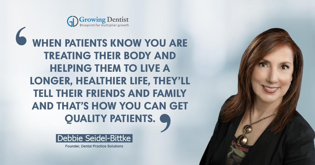 Debbie Seidel-Bittke, Dental Nugget 2
