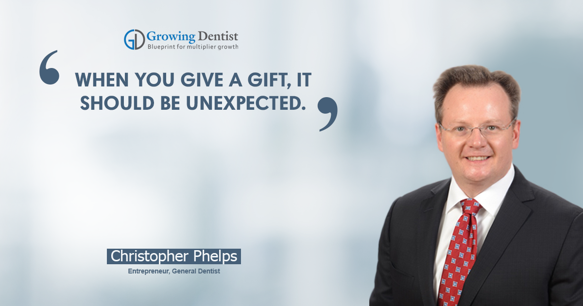 Dr. Christopher Phelps, Dental Nugget 3