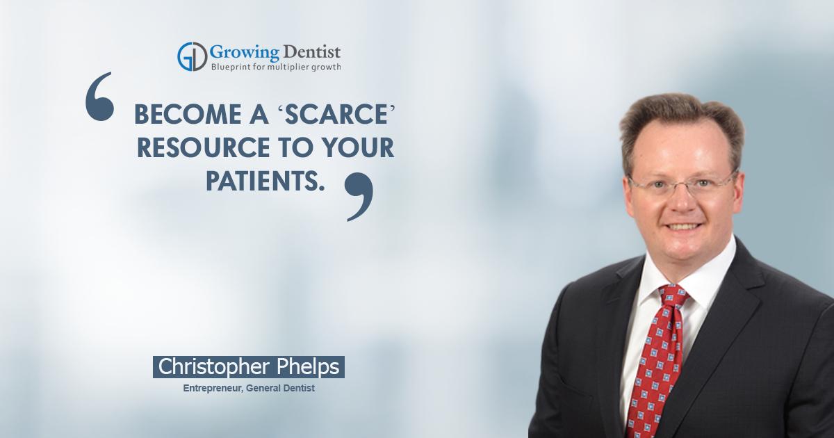 Dr. Christopher Phelps, Dental Nugget 6