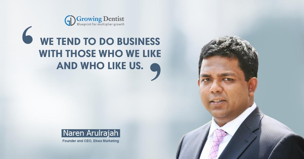 Naren Arulrajah, Dental Nugget 8