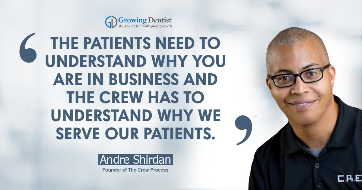 Andre Shirdan, Dental Nugget 2