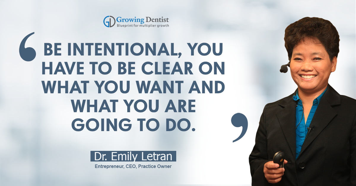 Dr. Emily Letran, Dental Nugget 2