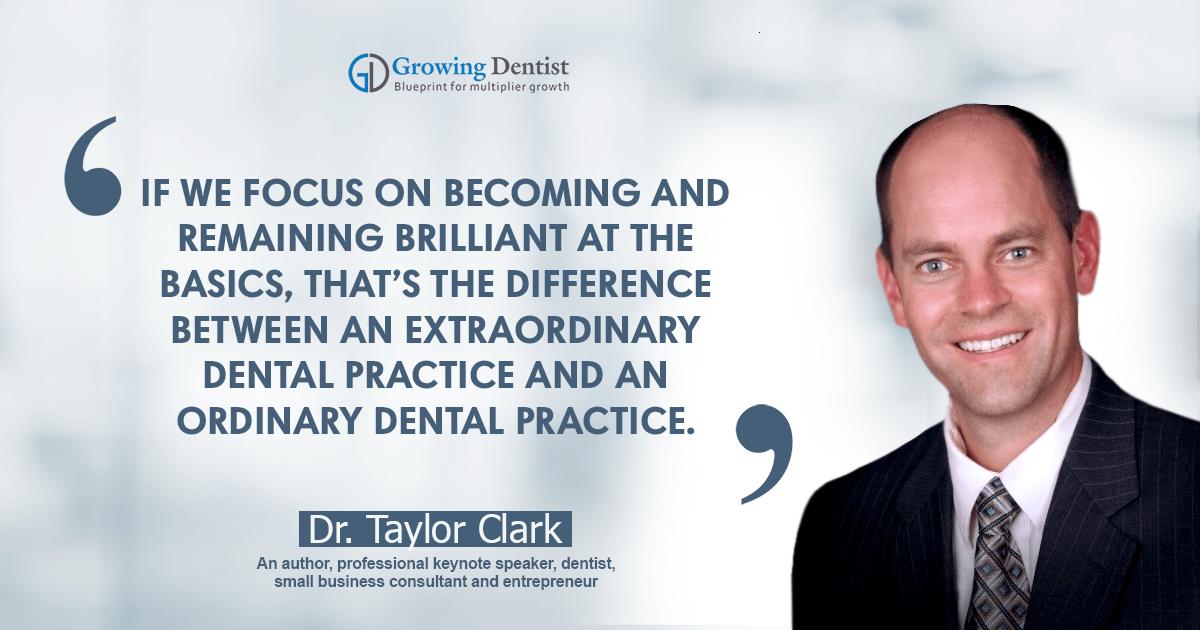 Dr. Taylor Clark, Dental Nugget 2