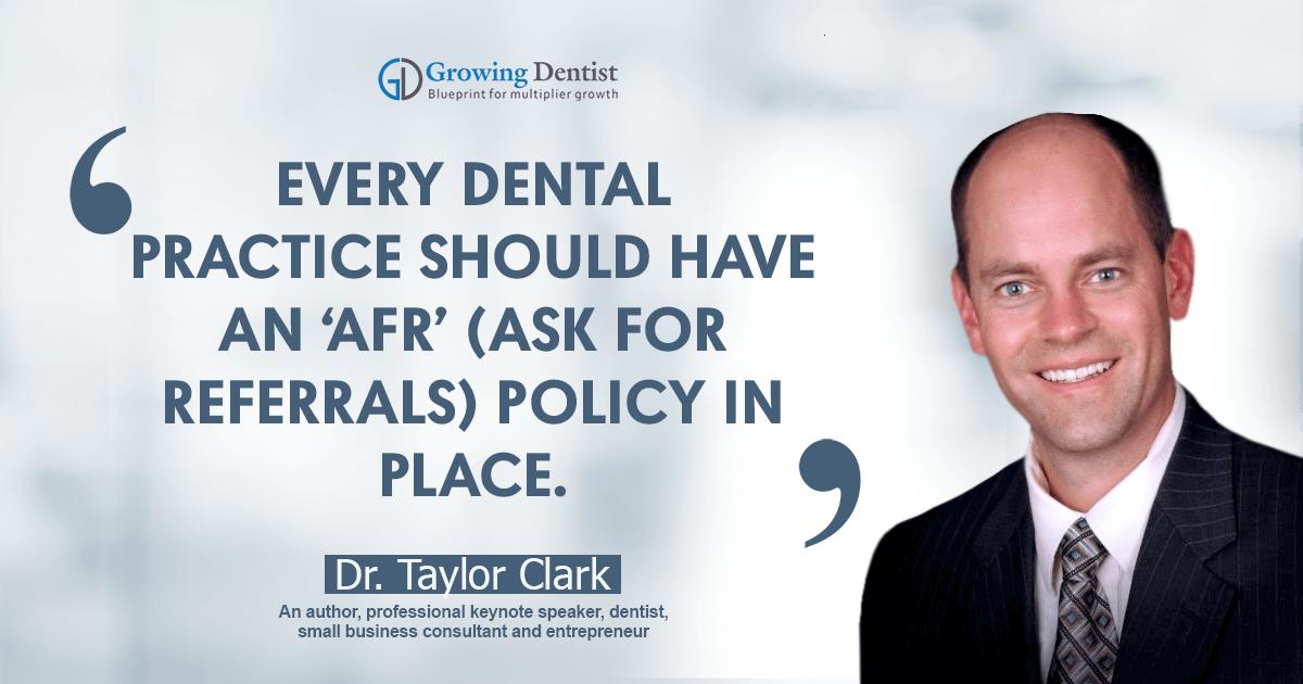 Dr. Taylor Clark, Dental Nugget 4
