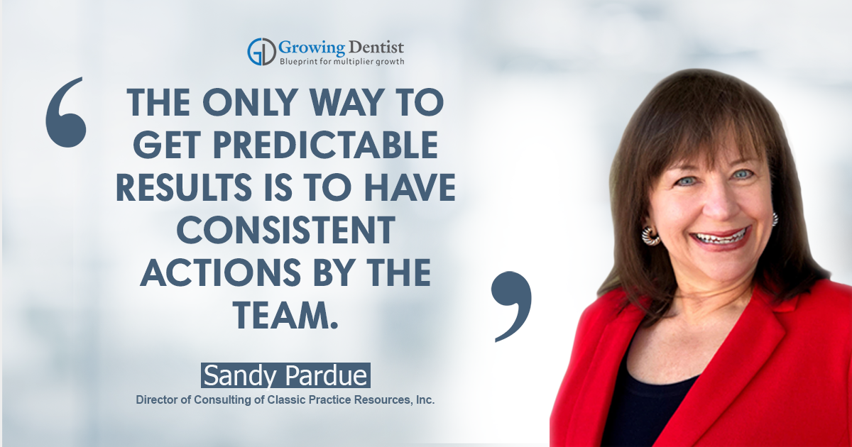 Sandy Pardue, Dental Nugget 3