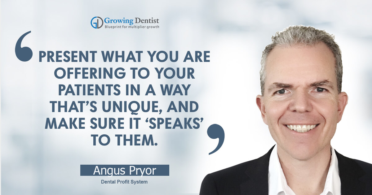 Angus Pryor, Dental Nugget 3