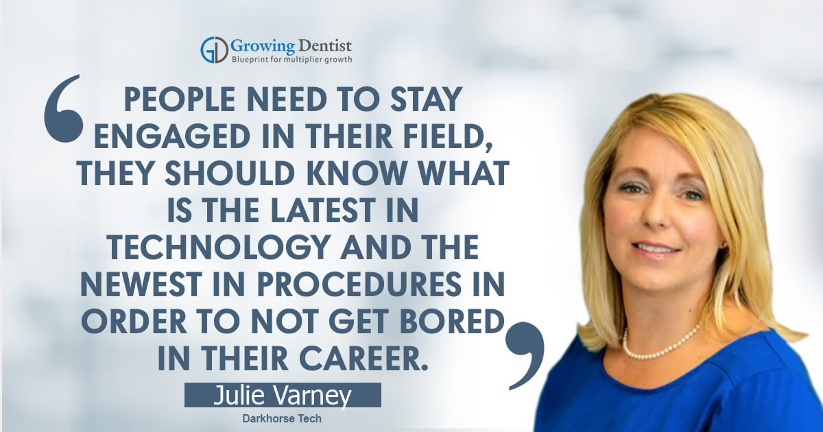 Julie Varney, Dental Nugget 1