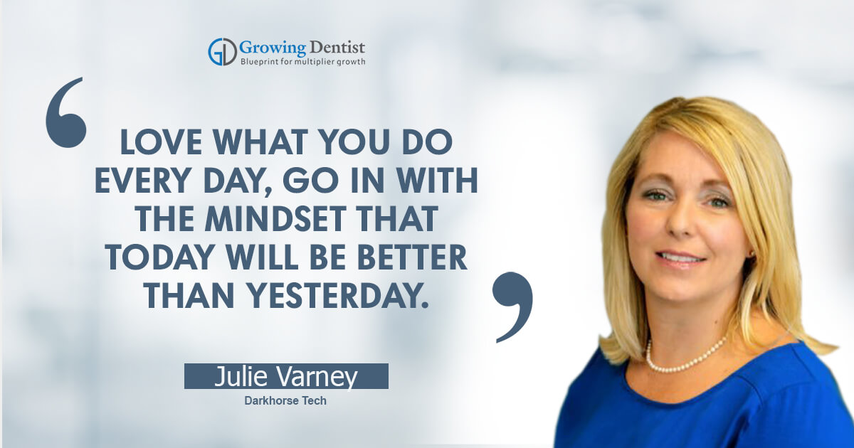 Julie Varney, Dental Nugget 3
