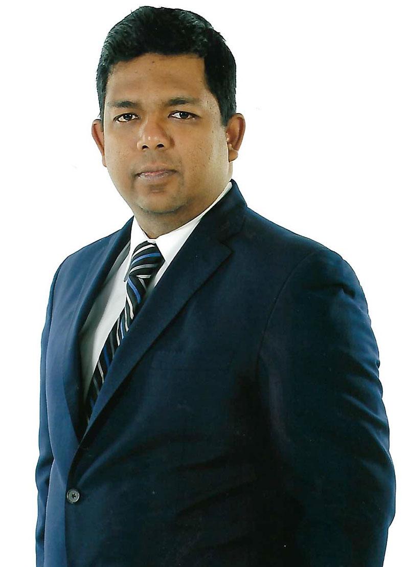Naren Arulrajah