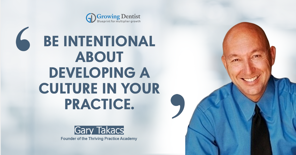 Gary Takacs, Dental Nugget 3