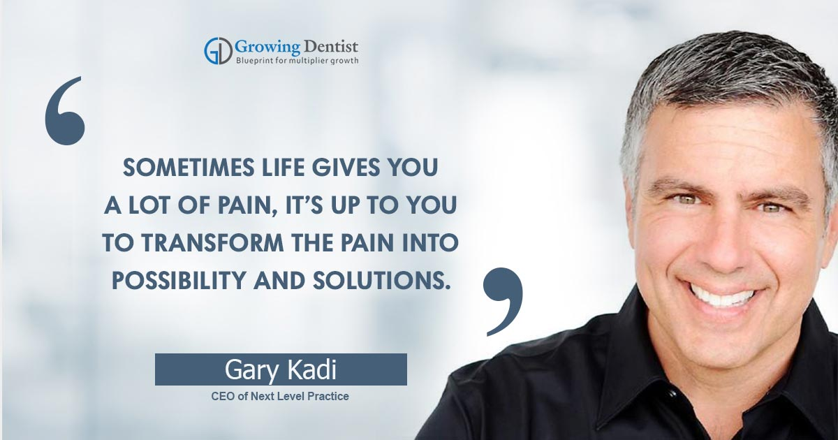 Essentials in Practice Growth with Internal and External Marketing with Gary Kadi