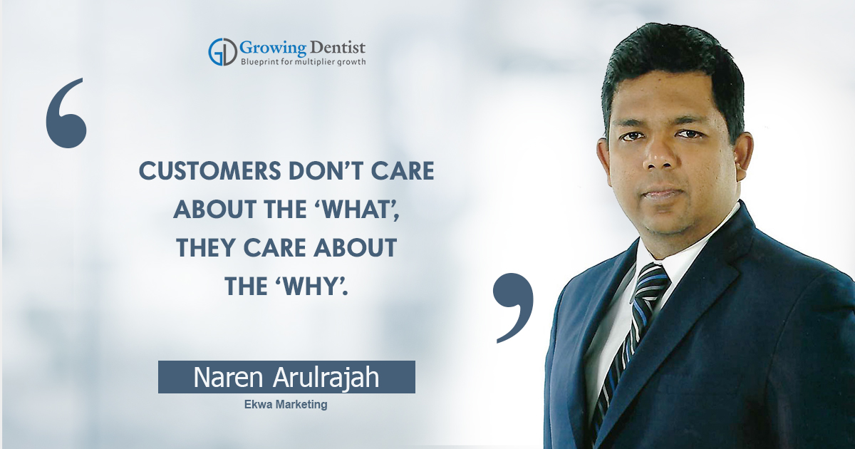 Naren Arulrajah , Dental Nugget 4