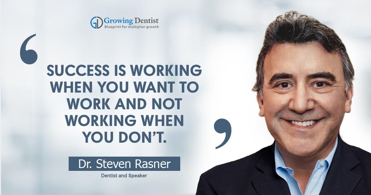 Dr. Steven Rasner , Dental Nugget 3