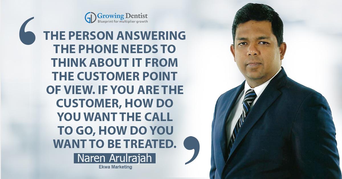 Naren Arulrajah , Dental Nugget 3
