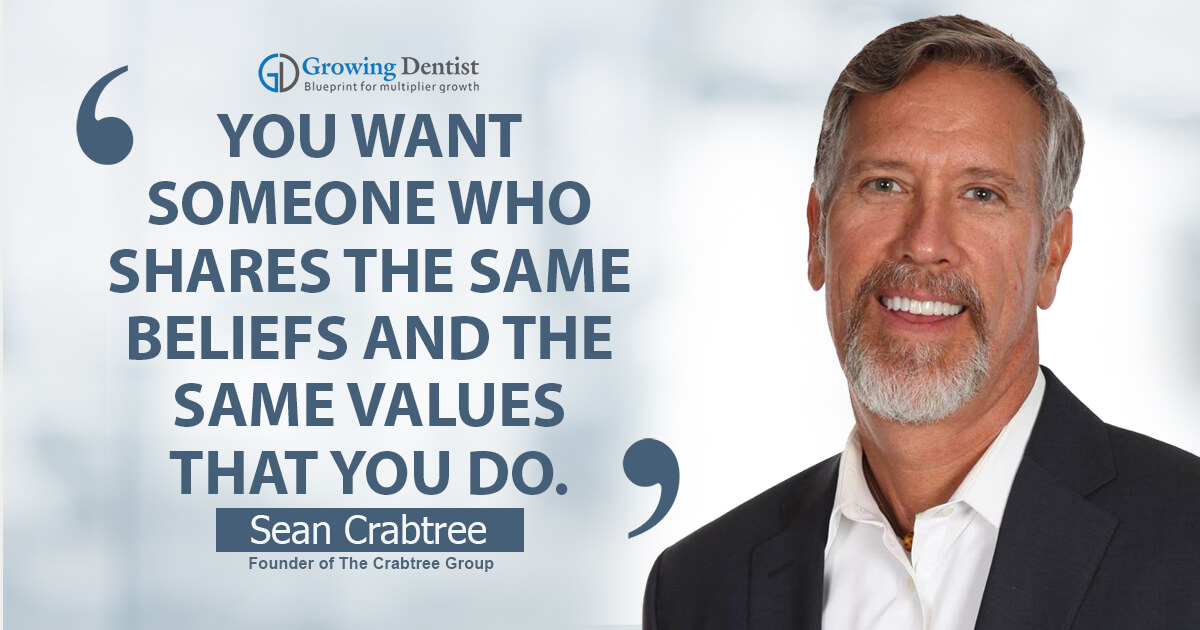 Creating value for case acceptance in the dental practice with Sean Crabtree