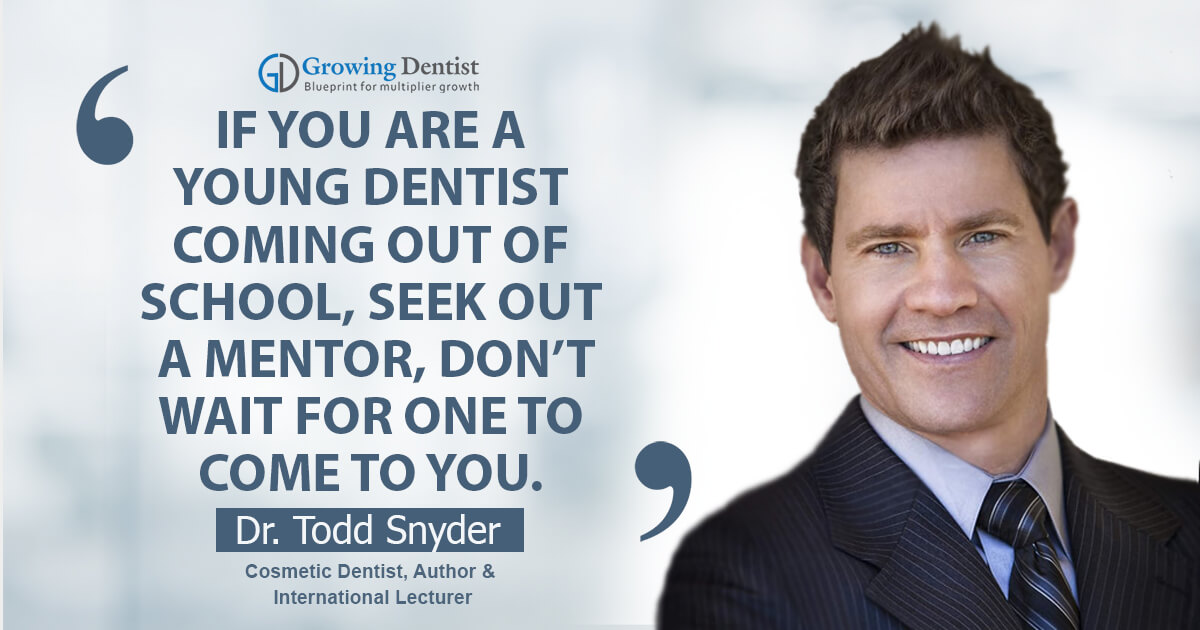 Building a dental practice with heart & living a successful life with Dr. Todd Snyder