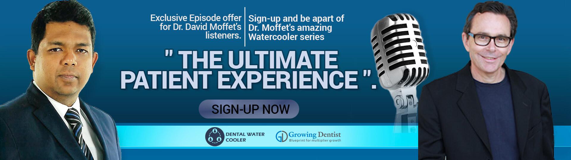 David Moffet Dental Watercooler