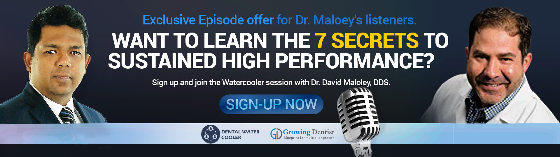 Dr David Maloley Dental Watercooler